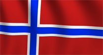 Norway (Norway) shipping internasjonale flyttinger