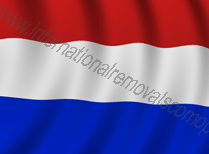 Holland International movers shipping removals