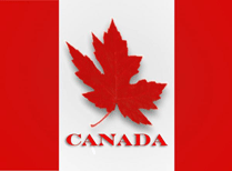 Canada International movers shipping removals UK